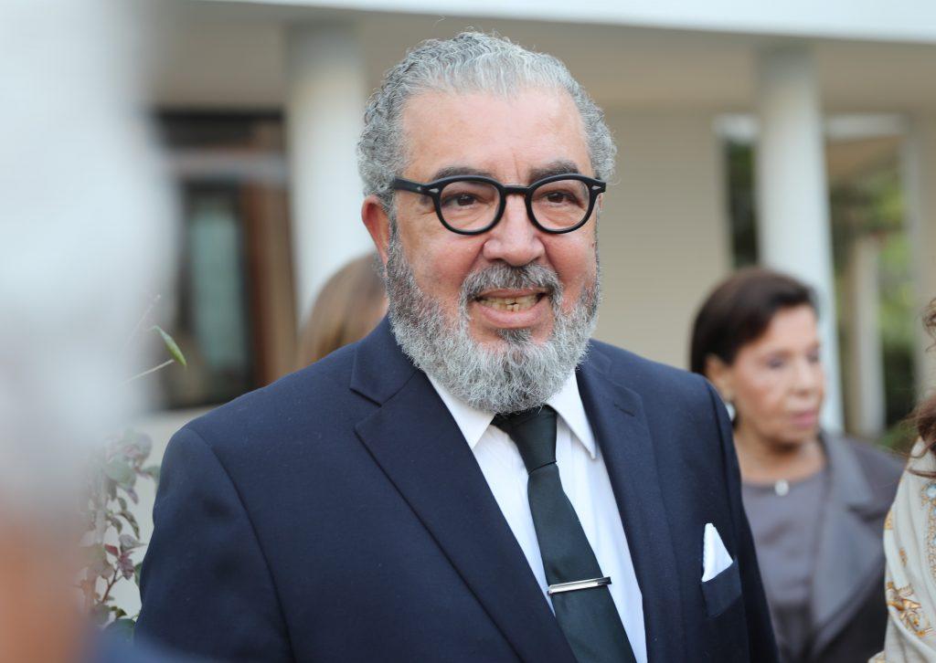 Mr Khalil Hachimi Idrissi